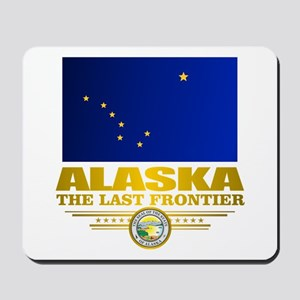 Alaska Pride Mousepad