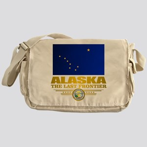 Alaska Pride Messenger Bag