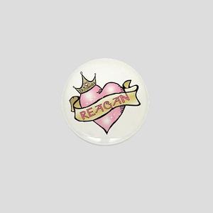 Sweetheart Reagan Custom Princess Mini Button