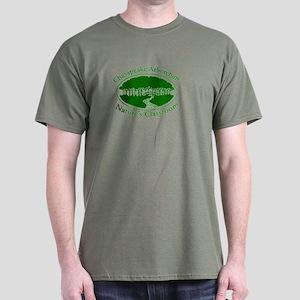 Chesapeake Arboretum Logo Dark T-Shirt