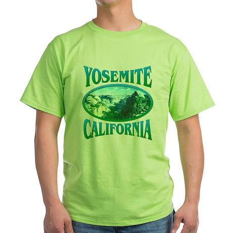Yosemite California T-Shirt