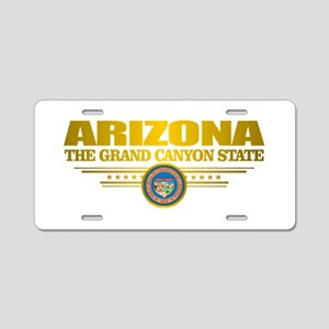 Arizona Pride Aluminum License Plate