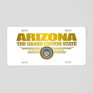 Arizona Pride Aluminum License Plate
