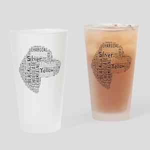 Love Like a Labrador Drinking Glass