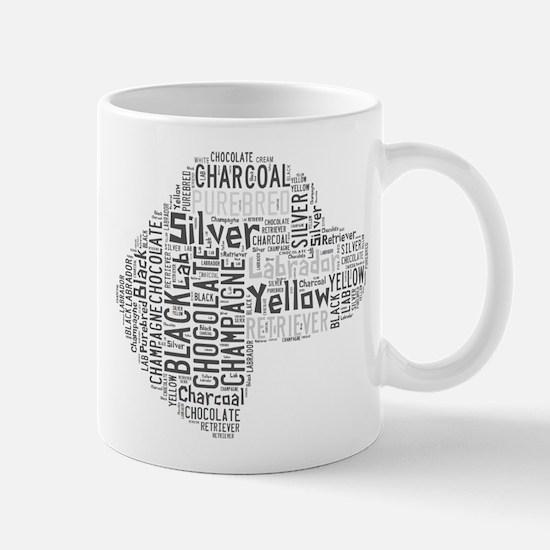 Love Like a Labrador Mug