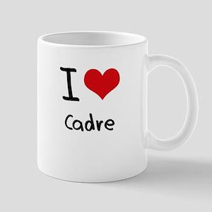 I love Cadre Mug