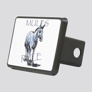 Mules Rule Hitch Cover