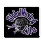 GlobalMusic4 Life Mousepad
