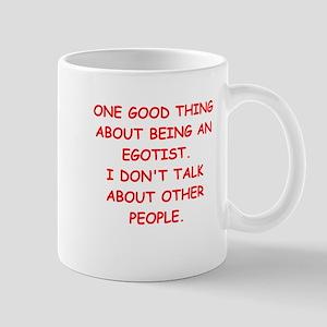 egotist Mug