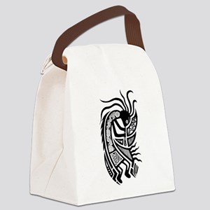 Kokopelli Canvas Lunch Bag