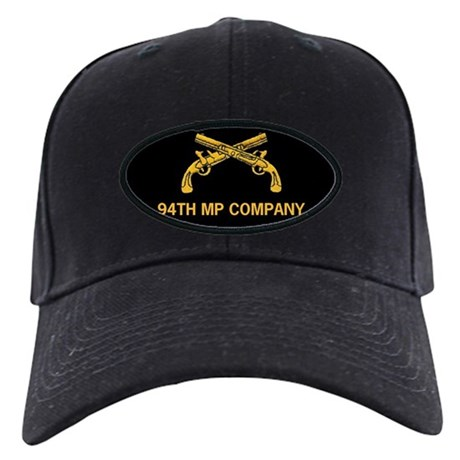 Black Cap 94th Military Police Company By 94th Mp Co