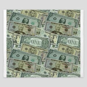 Easy Money King Duvet