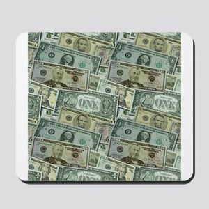 Easy Money Mousepad