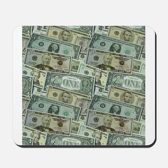 Easy Money Mousepad