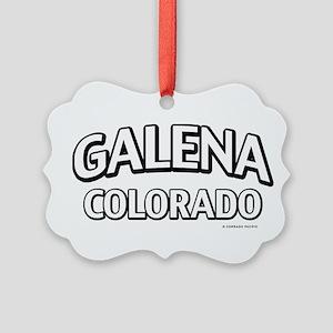 Galena Colorado Ornament