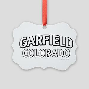 Garfield Colorado Ornament