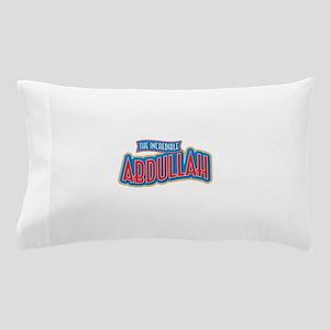 The Incredible Abdullah Pillow Case