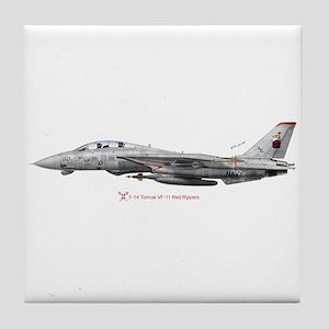 VF-11 X'mas Special Tile Coaster