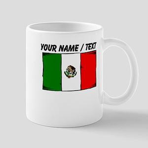 Custom Mexico Flag Mug