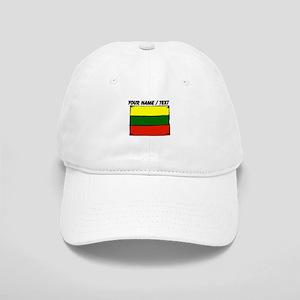 Custom Lithuania Flag Baseball Cap
