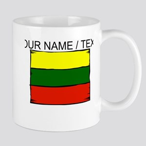 Custom Lithuania Flag Mug
