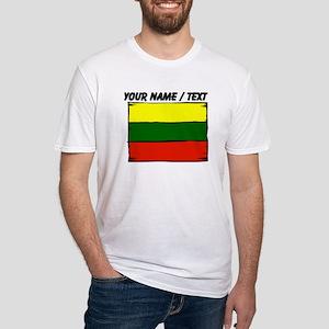 Custom Lithuania Flag T-Shirt