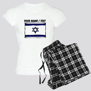 Custom Israel Flag Pajamas