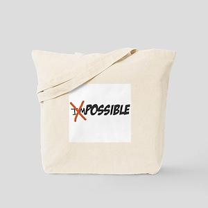 POSSIBLE Tote Bag