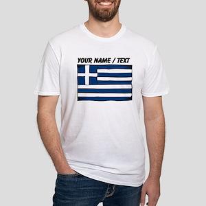 Custom Greece Flag T-Shirt