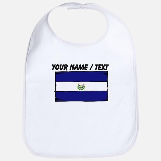 Custom El Salvador Flag Bib