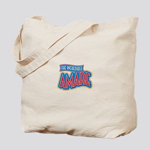 The Incredible Amare Tote Bag