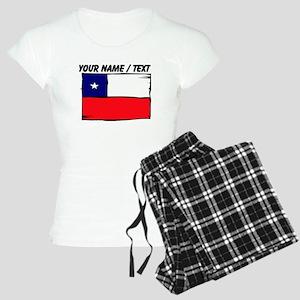 Custom Chile Flag Pajamas