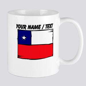 Custom Chile Flag Mug