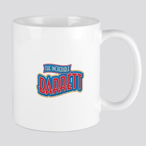 The Incredible Barrett Mug