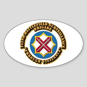 SSI - 142nd Battlefield Surveillance Brigade Stick