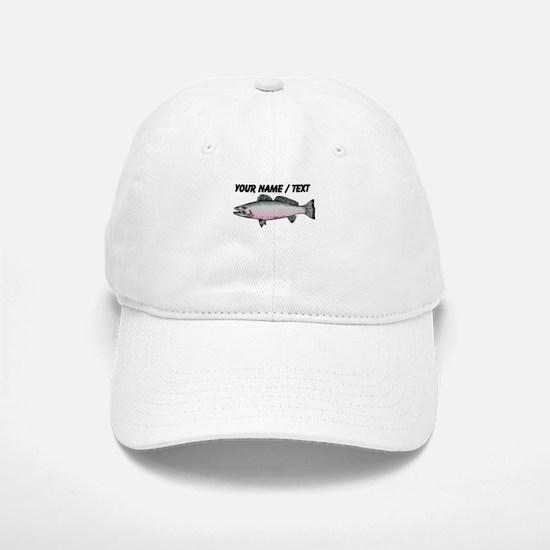 Custom Trout Baseball Baseball Baseball Cap