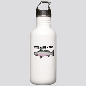 Custom Trout Water Bottle