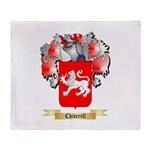 Chiverell Throw Blanket