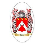 Chitty Sticker (Oval 10 pk)