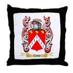Chitty Throw Pillow