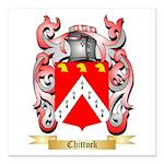 Chittock Square Car Magnet 3