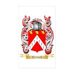 Chittock Sticker (Rectangle 10 pk)