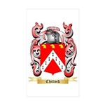 Chittock Sticker (Rectangle 50 pk)