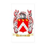 Chittick Sticker (Rectangle 50 pk)