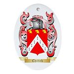 Chittick Ornament (Oval)