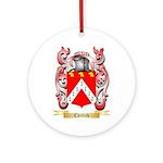 Chittick Ornament (Round)