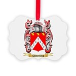 Chitterling Picture Ornament