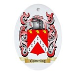 Chitterling Ornament (Oval)
