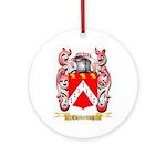 Chitterling Ornament (Round)