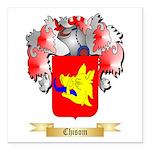 Chisom Square Car Magnet 3